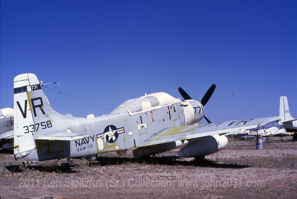 Douglas Ad Skyraider Aircraft Photos  Airplane Pictures