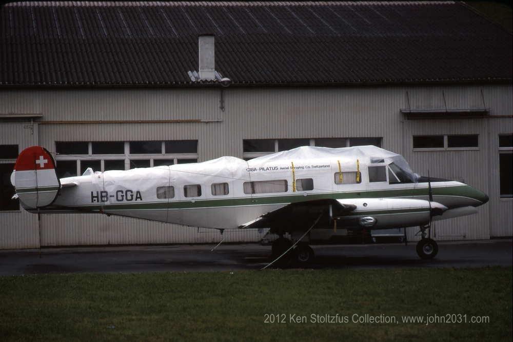 Usn Snb 5 Jrb Rc 45j Uc 45j Twin Beech Airplane